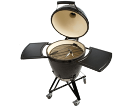 Primo Kamado, Round,  All-In-One, Made in USA