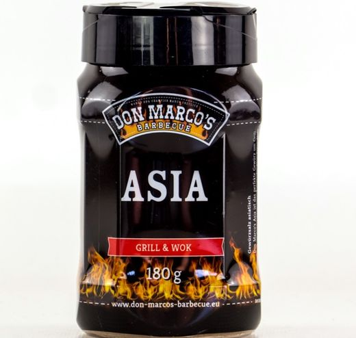 Don Marco's Asia