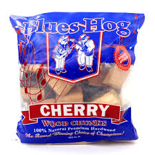 Blues Hog  Chunks lämminsavupalikat Kirsikka (Cherry) 1,3 kg