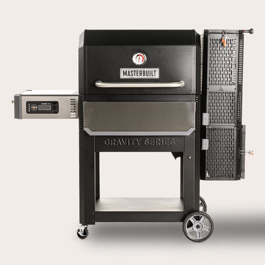 Masterbuilt Gravity SeriesTM 1050 Digital Charcoal Grill + Smoker