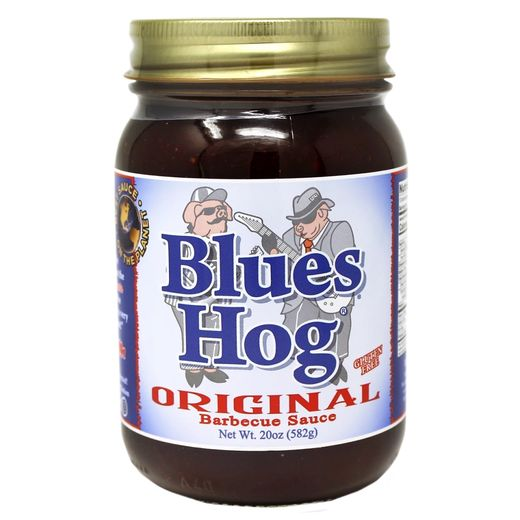 Blues hog