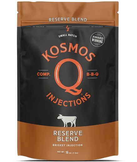 Kosmos Q Brisket injection