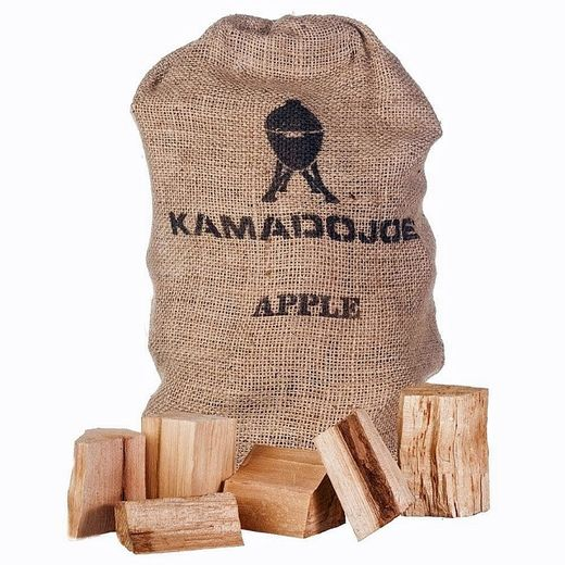 Kamado Joe Chunks lämminsavupalikat Omena (Apple) max. 4,5kg