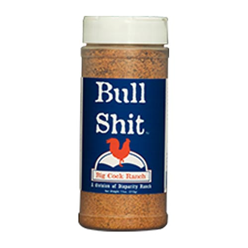 Bull Shit, 11 ounces, Big Cock Ranch (311.844754 g)